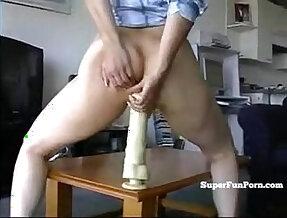 Asian Girl loves Anal Creampie On Webcam