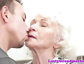 Euro grandmothers hairypussy fucked