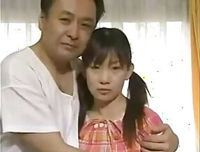 Japanese Father fuck his own daughter