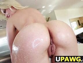 PornStar With A Big Ass Anikka Albrite Fucked