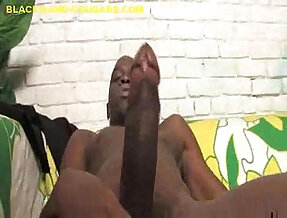 Big Piece Of Cock for Red Cougar