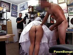 Jilted Bride Fucks Shop Owner For Revenge
