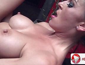 Franki Hairy MILF ass fucked on real hard Porn