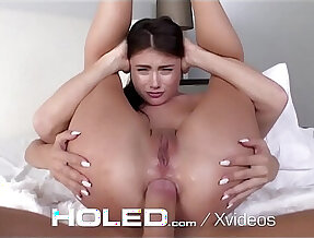 HOLED Bad grades leads to anal fuck for punishment with Adria Rae