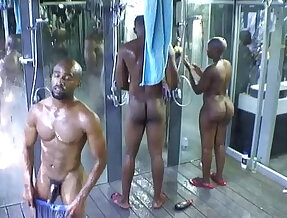 Big Brother Africa Hotshots Shower Hour Day 25 Sheillah and Nhlanhla