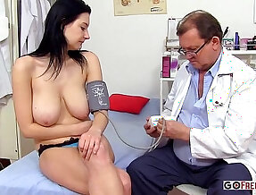 Come Here And Let The Doctor Examine You Now
