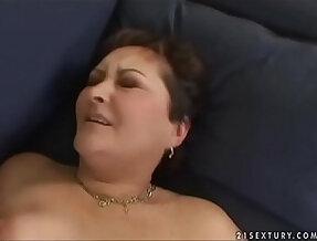 Old slut Marica