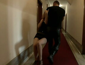 Bobbi Starr gets punished in the ass